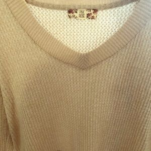 Tan sweater- Never worn!